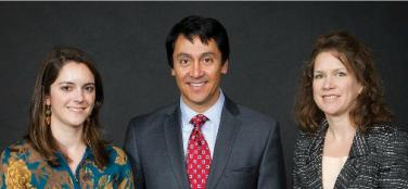 Christina Marks, MD of the Mississippi Radiology Society (Division B); Jesse Davila, MD, of the Florida Radiological Society (Division D); and Traci Yanke, MD, of the Arizona Radiological Society (Division C) accepted awards for excellence in quality and safety at the 2013 AMCLC of the ACR.